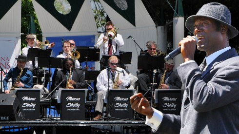 Marcus Shelby and Orchestra