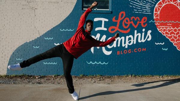 Memphis Originals Dance - ILM Mural 2
