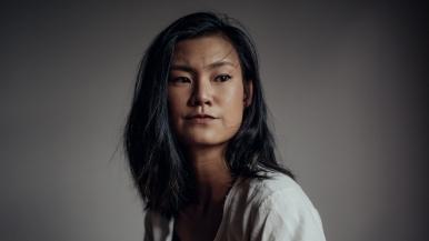 Kristine Haruna Lee, photo by Sasha Arutyunova