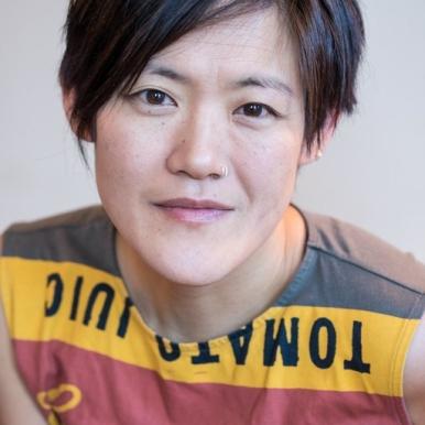Aya Ogawa, photo by Will O'Hare